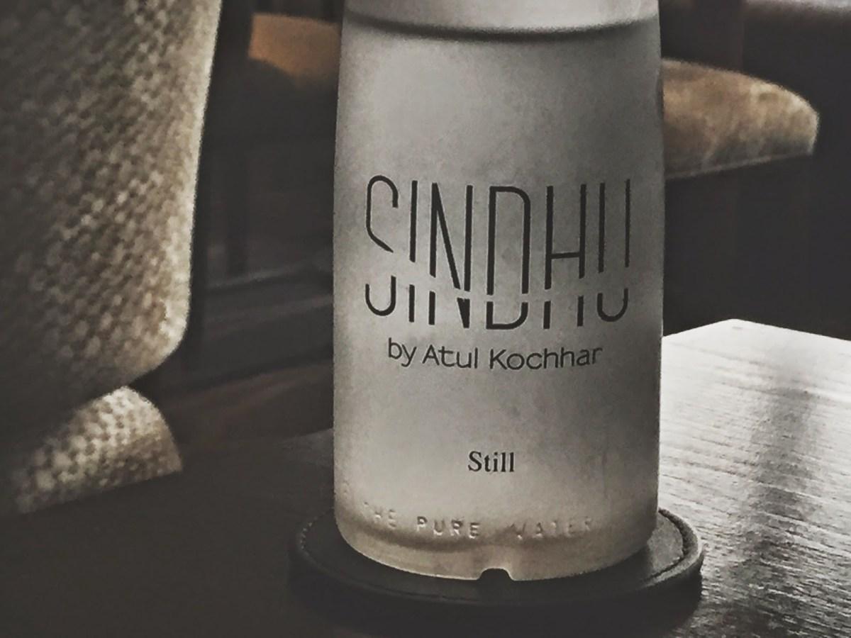 Sindhu by Atul Kochhar, Marlow