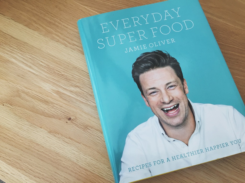Everyday Super Food by Jamie Oliver