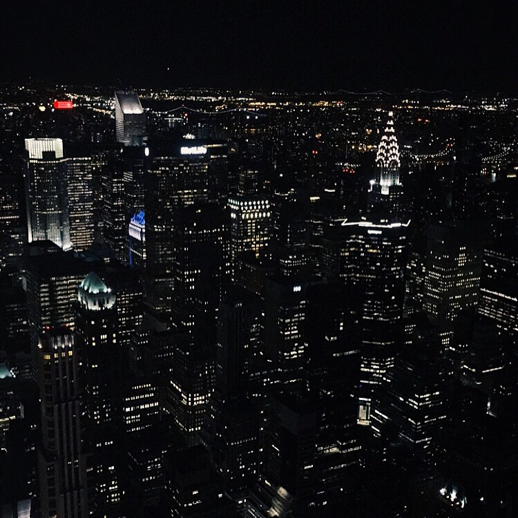 Empire State Night Views