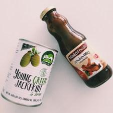 Pulled BBQ Jackfruit