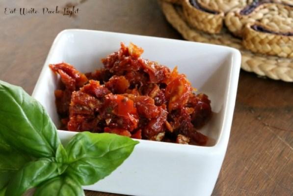 sundried tomatoes for zucchini pasta