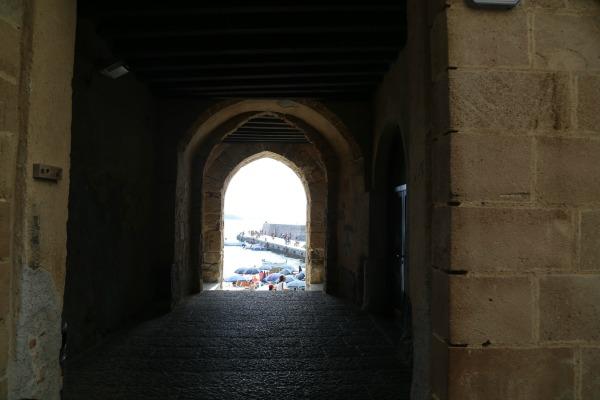 Cefalu arch