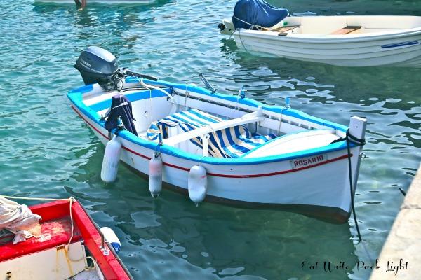 Cefalu boats