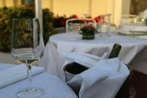 Rome hotel dinner