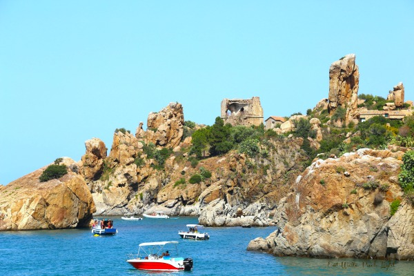 Sicily Rock Formations 1