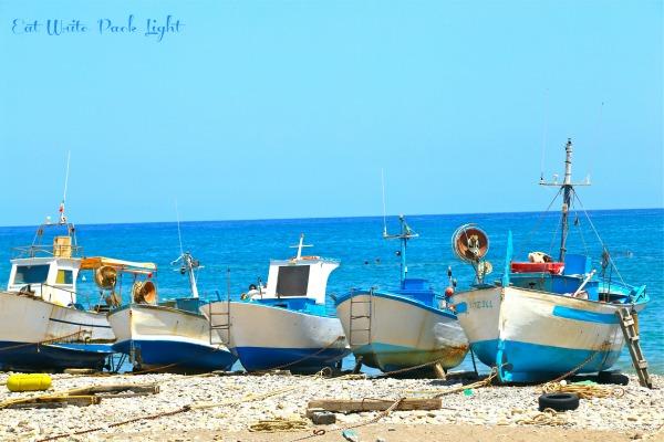 Tusa Fishing Boats