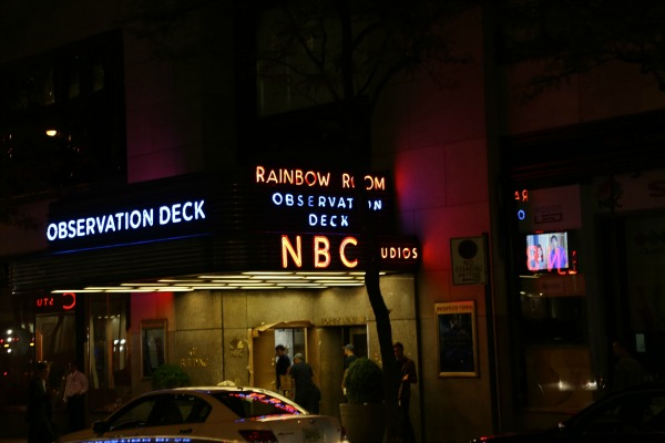 New York Rainbow Room