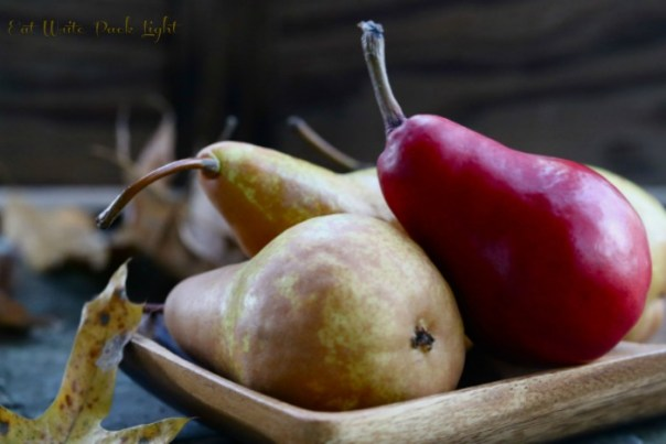 Roasted Root Salad Pears