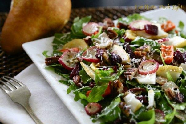 Roasted Root Vegetable salad 3