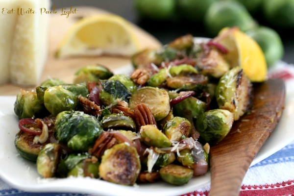 Brussels Sprouts Dish