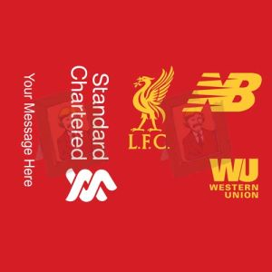 Liverpool Shirt Emblems
