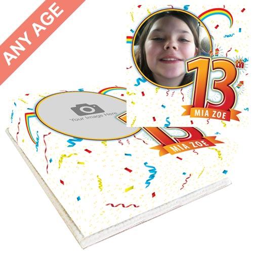 Any Age Birthday Cake