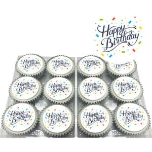 Standard Birthday Cupcakes