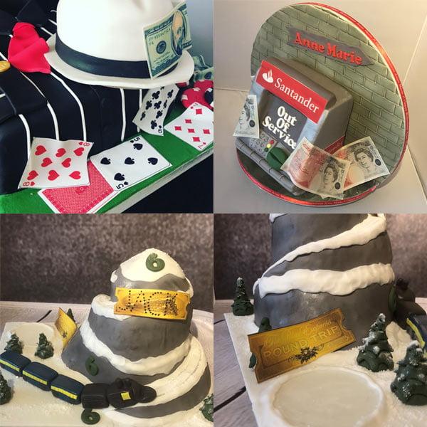 custom edible photo cakes examples