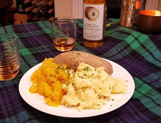 The Best Laid Plans, Robert Burns and what to do with that haggis