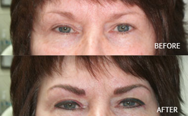 Microblading near Eau Claire, Wisconsin
