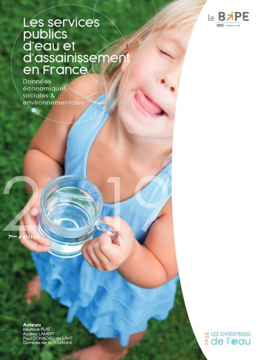 Les services publics d'eau et d'assainissement en France - Données économiques, sociales et environnementales 7e édition