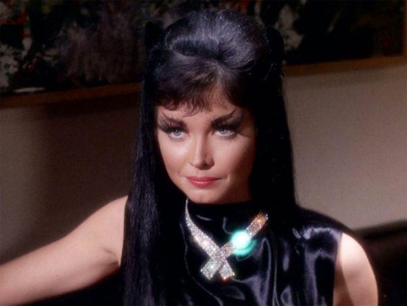 Cat Woman from Star Trek