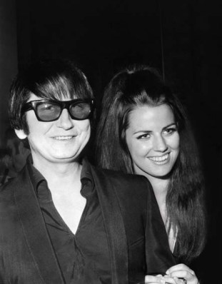 Roy and Barbara Orbison 1970