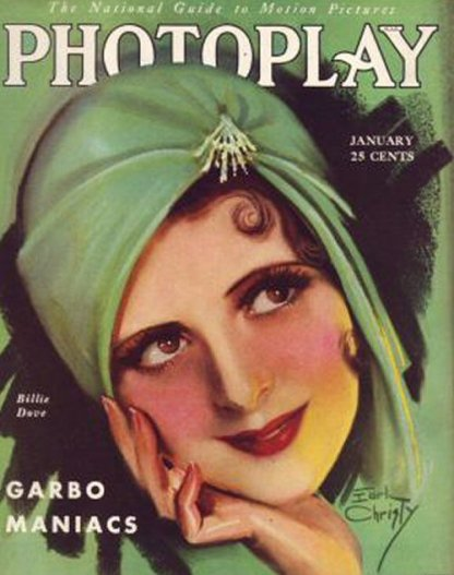 Photoplay 1929 Billie Dove