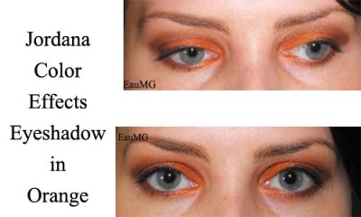 Jordana Color Effects Eyeshadow in Orange