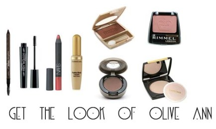 Get the 1920's Makeup Look of Olive Ann Alcorn