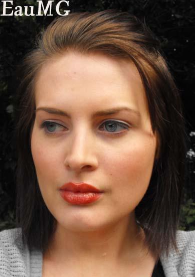 vintage Gail Russell makeup look