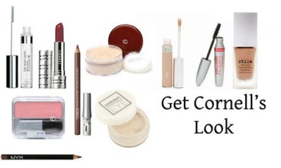 Get the vintage 1950's makeup look of Cornell Borchers
