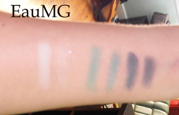 Wet n Wild Pride Eyeshadow Palette Swatches