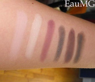 Wet n Wild Color Icon Palette in Lust swatches