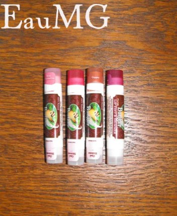 Badger Lip Tint and Shimmer Review