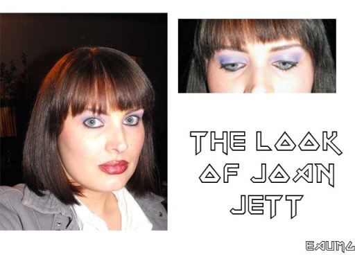 Get the Look of 1980's Joan Jett