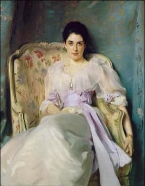 John Singer Sargent Lady Agnew of Locknaw