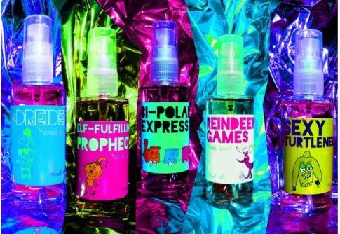 Smell Bent 2010 Holiday Perfume