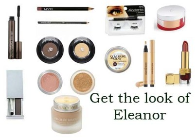 How to get the 1930's makeup look of Eleanor Powell