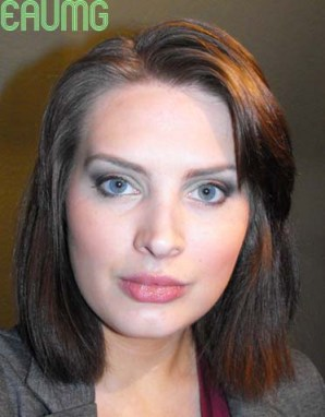 High Voltage Shimmery Eyeshadow Makeup Look