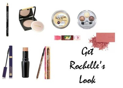 Makeup tutorial to get the vintage 1930's makeup look of Rochelle Hudson