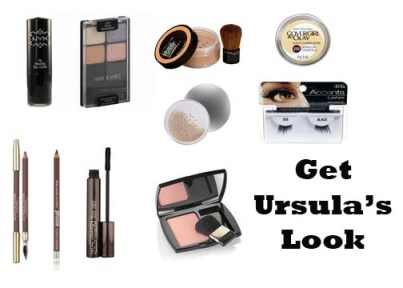 How to get the 1960's makeup look of Ursula Andress