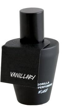 LUSH Vanillary Perfume Review