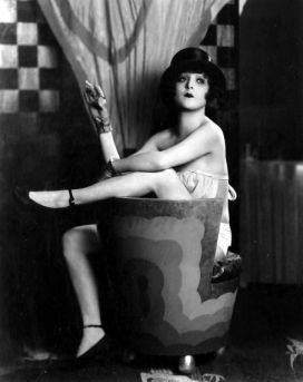 1920's actress Madge Bellamy