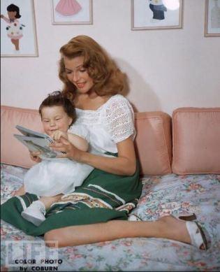Rita Hayworth 1950