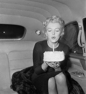 Marilyn Monroe birthday