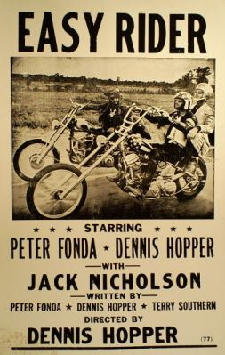 1969 Easy Rider Poster