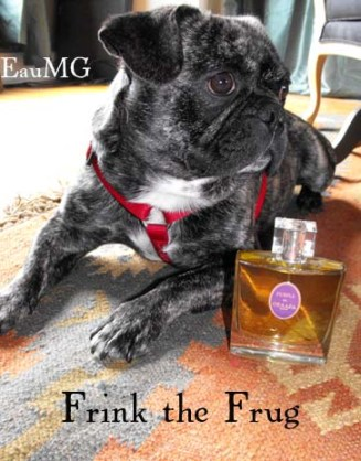 Frink the Frug with Obaapa perfume