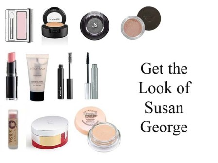 Susan George Makeup