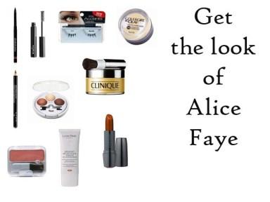 Alice Faye 1940's makeup