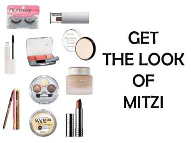 Mitzi Gaynor Makeup Instruction