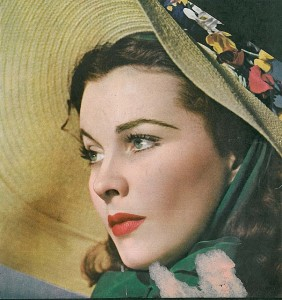 Vivian Leigh Gone with the Wind