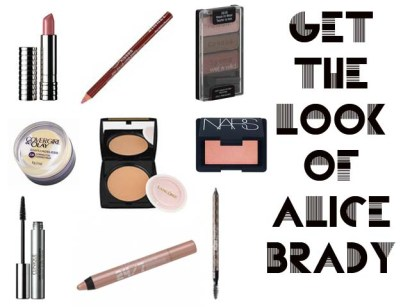 Get the 1920's makeup look of Alice Brady