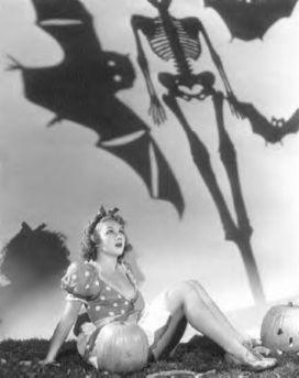 Grace Bradley Halloween